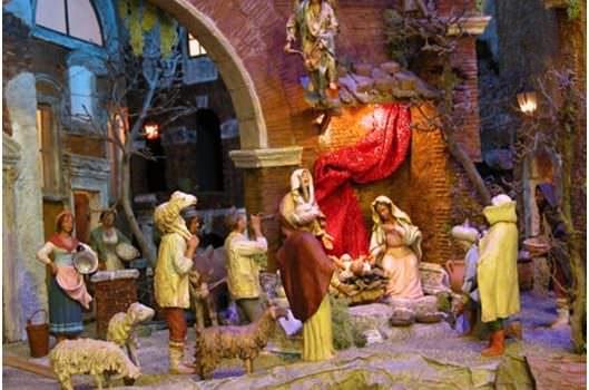 داستان تولد عیسی مسیح (ع) به روایت انجیل متی (1)
