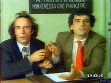 روبرتو بنینی و ماسسیمو ترویزی