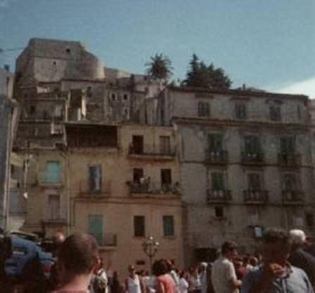 مراسم سینه زنی و زنجیر زنی در ایتالیا