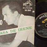 تو خونه ایرنه ( A Casa D'irene ) اسم یه ترانه قدیمی و قشنگ ایتالیاییه که نیکو فیدنکو (Nico Fidenco) سال ۱۹۶۵ اونو خونده.