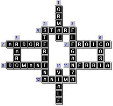 جدول ایتالیایی