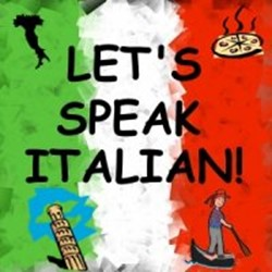 مثل یه ایتالیایی فکر کن، مثل یه ایتالیایی حرف بزن!