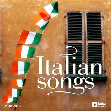 ترانه های ایتالیایی