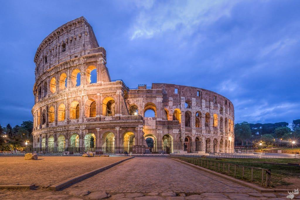 آمفی تئاتر امپراطوری رم