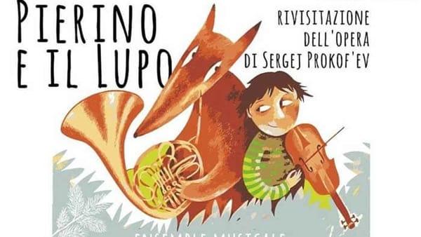 داستان پیتر و گرگ یا به قول ایتالیایی ها Pierino e il lupo