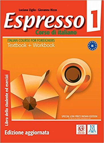 دانلود کتاب اسپرسو 1- آموزش زبان ایتالیایی 1 Espresso