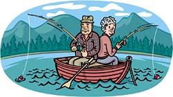 یک روز ماهیگیری - وب سایت ایتالیا و زبان ایتالیایی