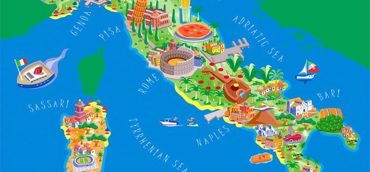 کتاب خاطرات یادگیری زبان در ایتالیا